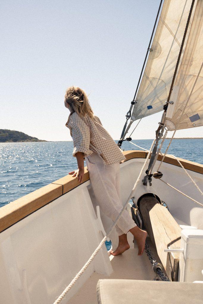 navegacion a vela cascada de maro