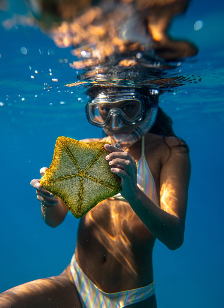 snorkel CASCADA DE MARO